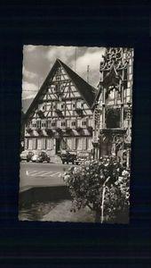 40762091 Ebingen Ebingen Hotel Linde * Albstadt