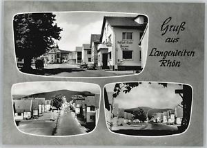 40242291 Langenleiten Langenleiten Gasthof Pension Linde * Sandberg