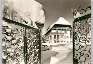 42943555 Grafenhausen Schwarzwald Gasthof Pension Zur Linde Grafenhausen