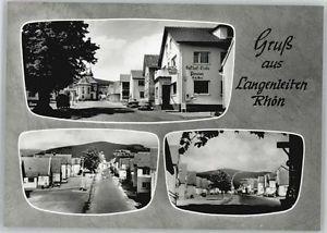 40242290 Langenleiten Langenleiten Gasthof Pension Linde * Sandberg
