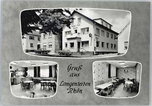 40242421 Langenleiten Langenleiten Gasthof Pension Linde * Sandberg