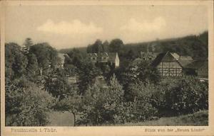 41455122 Paulinzella Blick von der Neuen Linde Rottenbach Thueringen
