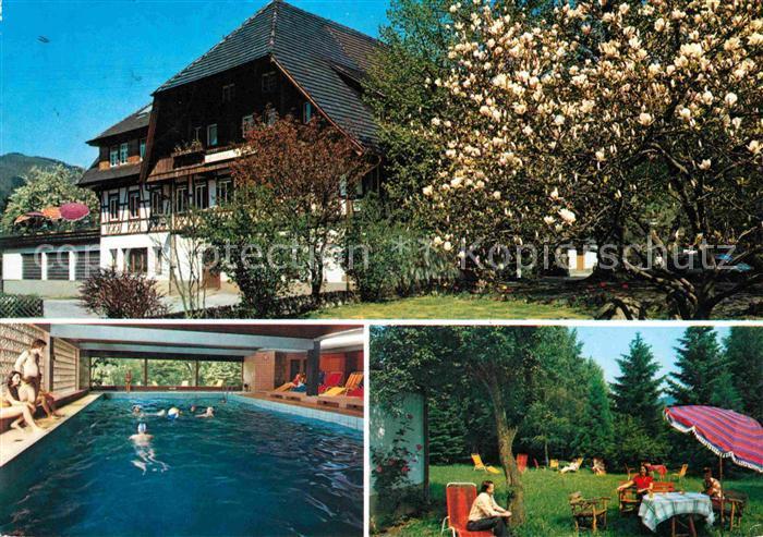 72659544 Gutach Schwarzwald Schwarzwald-Gasthof Linde  Gutach