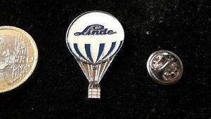 Ballon Balloon Globo Balon Pin Badge Linde