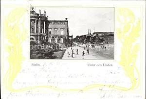 41790115 Berlin Unter den Linde Berlin