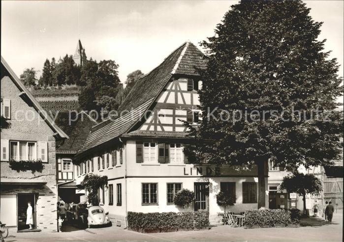 41768141 Kappelrodeck Gasthof zur Linde  Kappelrodeck