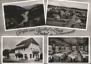 40764297 Dobel Schwarzwald Dobel Wuerttemberg Gasthof Pension Linde * Dobel