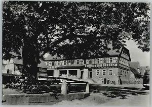 40242278 Sondheim Rhoen Sondheim Rhoen Stetten Gasthaus zur Linde * Sondheim v.d