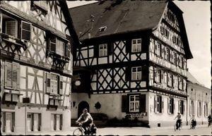Ak Oberkirch in Baden Württemberg, Blick auf Hotel Obere Linde,... - 1652922