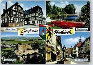 51539216 - Oberkirch , Baden Obere Linde Stadtgarten Hauptstrassse