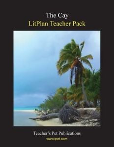 Litplan Teacher Pack: The Cay by Barbara M. Linde Paperback Book (English)