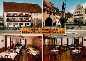 42694536 Loeffingen Gasthaus Linde Brunnen  Loeffingen
