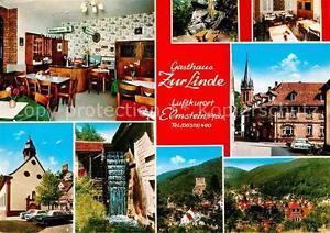 72911871 Elmstein Gasthaus Zur Linde  Elmstein