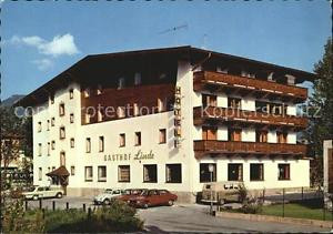 72549160 Woergl Tirol Hotel Gasthaus Linde Woergl