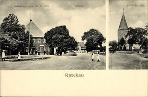 Ak Ratekau Kreis Ostholstein, Gasthof zur Linde, W. Koch,... - 1065442