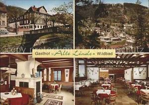 72323915 Wildbad Schwarzwald Gasthaus Alte Linde Bad Wildbad