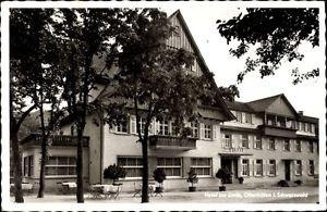 Ak Ottenhöfen im Schwarzwald, Hotel Blick auf das Linde, Fassade - 1160252