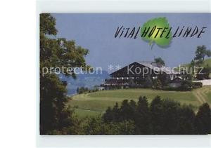 71850647 Sulzberg Vorarlberg Vital Hotel Linde Sulzberg