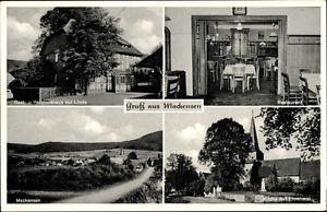 Ak Mackensen Dassel in Niedersachsen, Gasthaus zur Linde,... - 10067123