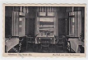 39055716 - Linde bei Loewenberg ( Mark ) mit Ausblick aus dem Gastzimmer vom Wir