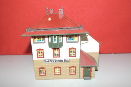 "RF12 Vero H0 Block place ""Neumühle-Linde"""
