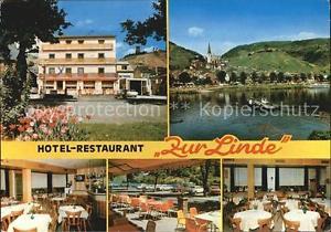 72503475 Klotten Hotel Restaurant Pension Zur Linde Klotten