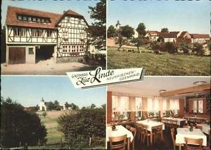 41272377 Neunkirchen Odenwald Gasthaus zur Linde Modautal