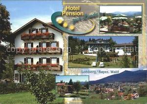 72231706 Lohberg Lam Hotel Pension zur Linde Lohberg