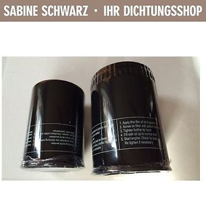 Filter Öl Kraftstoff passend für Linde Stapler H 20 H20 H25D 30 D Motor Deutz