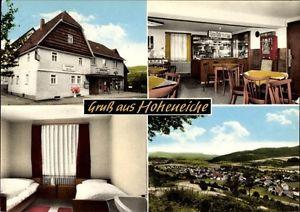 Ak Hoheneiche Wehretal, Gasthaus Zur Linde, Inhaber Wilhelm... - 1326026