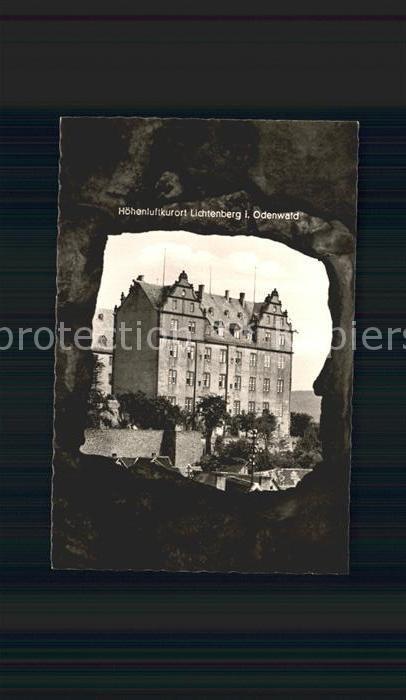 72261330 Lichtenberg Odenwald Gasthaus Pension Zur Linde Fischbachtal