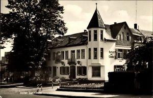 Ak Rengsdorf in Rheinland Pfalz, Hotel Zur Linde, Besitzer W. Belker - 1486612