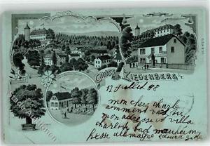 52025288 - Ziegenberg ue. Bad Nauheim Goethebank Saal Gartenwirtschaft z. Linde