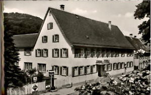 40288276 Nagold Nagold Gasthof Linde ungelaufen ca. 1955 Nagold
