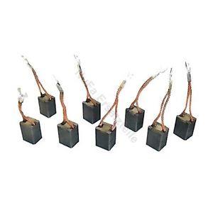 Kohlebürsten für Linde Gabelstapler, Hubwagen 32,5 x 24,5 x 19,5 mm (0029718107)