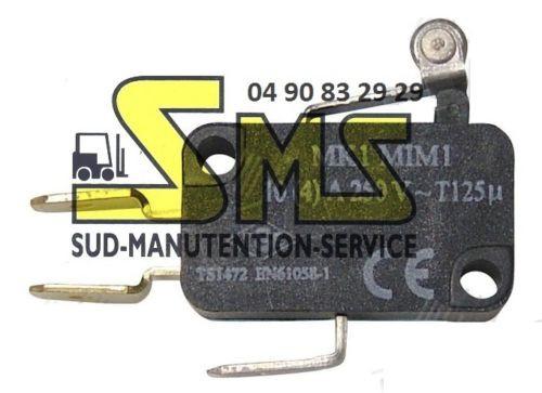 MICRO CONTACT MICRORUPTEUR LINDE 0009733000 250 Volts 10 Ampère PIECE DETACHEE
