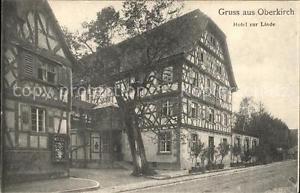 31728492 Oberkirch Baden Hotel zur Linde Oberkirch