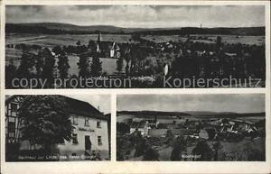 31731289 Lobenfeld Gasthaus zur Linde Klosterhof Lobbach