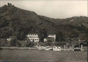 41040029 Bodman-Ludwigshafen Hotel Linde am See Schiff Bodman-Ludwigshafen
