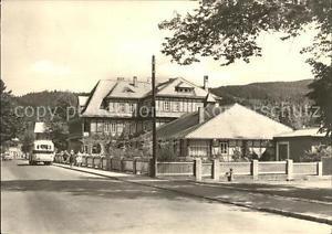 72067990 Sitzendorf Thueringen HO Hotel Zur Linde Thueringer Wald Sitzendorf Sch