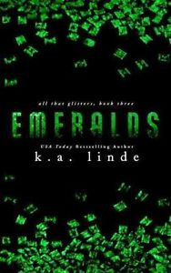 Emeralds by K.A. Linde Paperback Book (English)