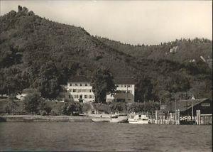 41040030 Bodman-Ludwigshafen Hotel Linde am See Schiff Bodman-Ludwigshafen