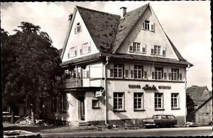 Ak Neuhausen im Enzkreis, Gasthof zur Linde, Inh. Leicht,... - 10118968