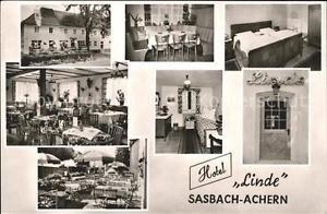 31728216 Sasbach Achern Hotel Linde Sasbach