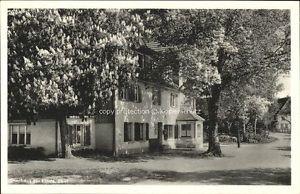 40523801 Ebni Ebni Gasthaus Pension Zur Linde o 1954 Kaisersbach