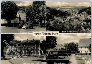 51059887 - Wippra Kirche, Ortsansicht, Mahnmal, Gasthaus zur Linde, Kuranlagen P