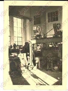 1957 MONACO DI BAVIERA Sala montaggidella ditta LINDE *Fotografia 6x9 cm