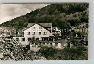 42932815 Langenthal Odenwald Gasthof Pension zur Linde Hirschhorn (Neckar)
