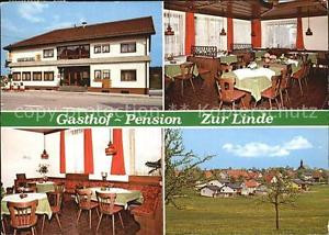 32551828 Wagenschwend Gasthof Zur Linde  Limbach