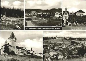 41257922 Finsterbergen Hotel Zur Linde Schwimmbad Kurhaus Finsterbergen Thuering